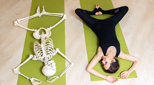 Pilates exercises for osteoporosis